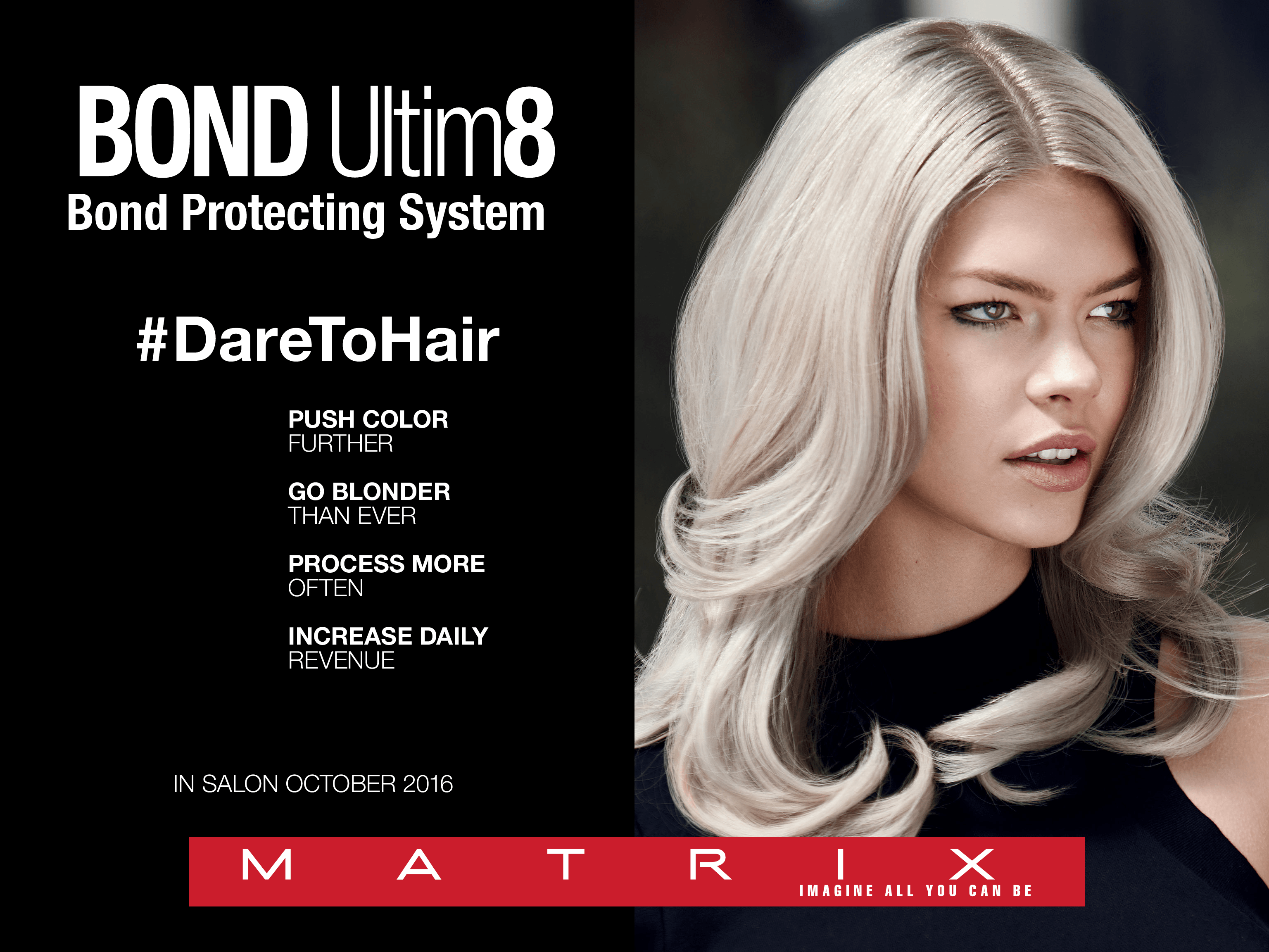 Introducing Bond Ultim8 - Matrix Bond Ultim8