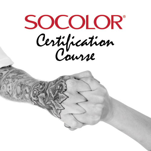 So Color Certification course - homepage category