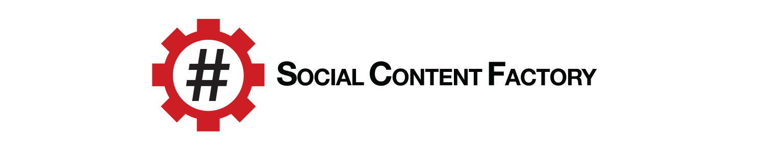 Social Content Factory nanner