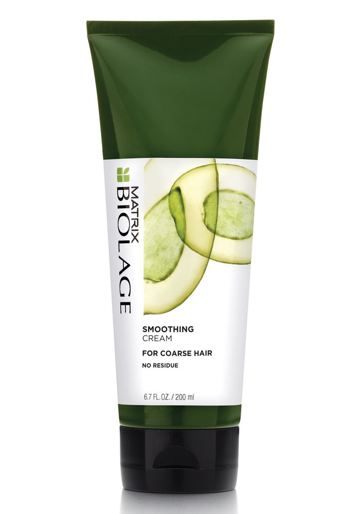 Cleansing Conditioner Smoothing Cream for Coarse Hair 6.8 oz.