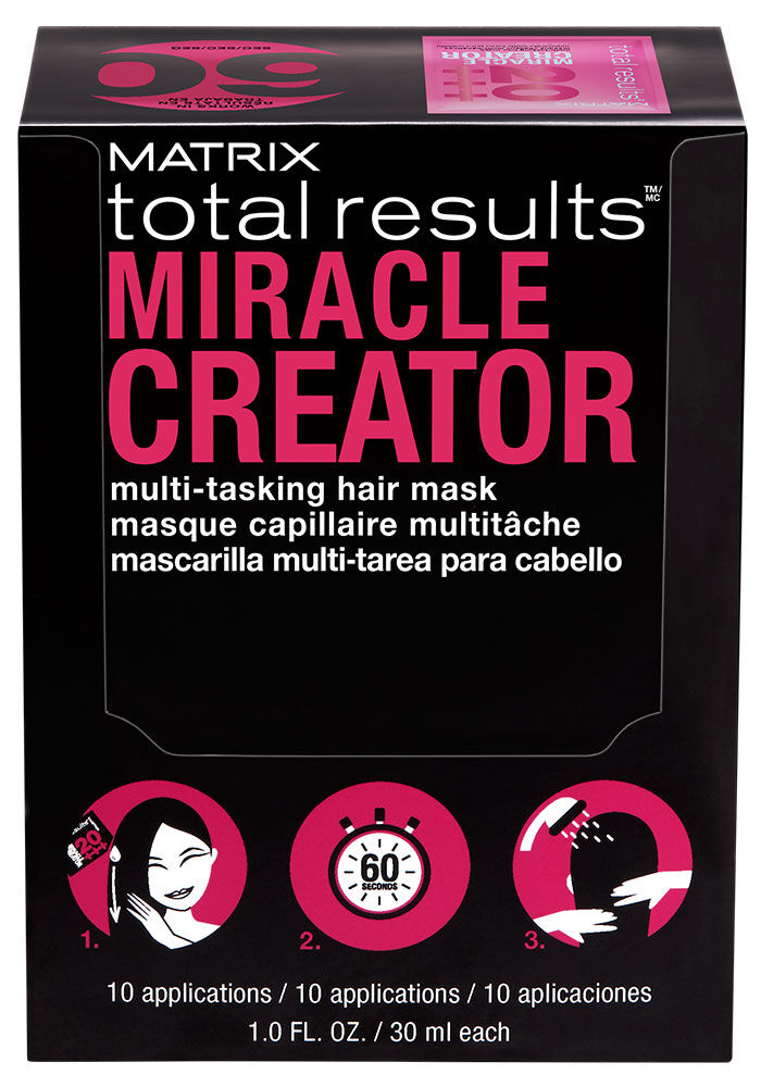 Miracle Creator Multi-Tasking Hair Mask (Box of 10)